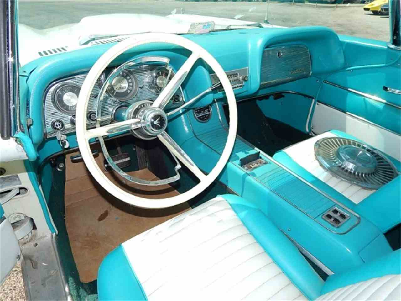 Large Picture of 1958 Ford Thunderbird - $14,900.00 Offered by Lone Star Muscle Cars - L8LD