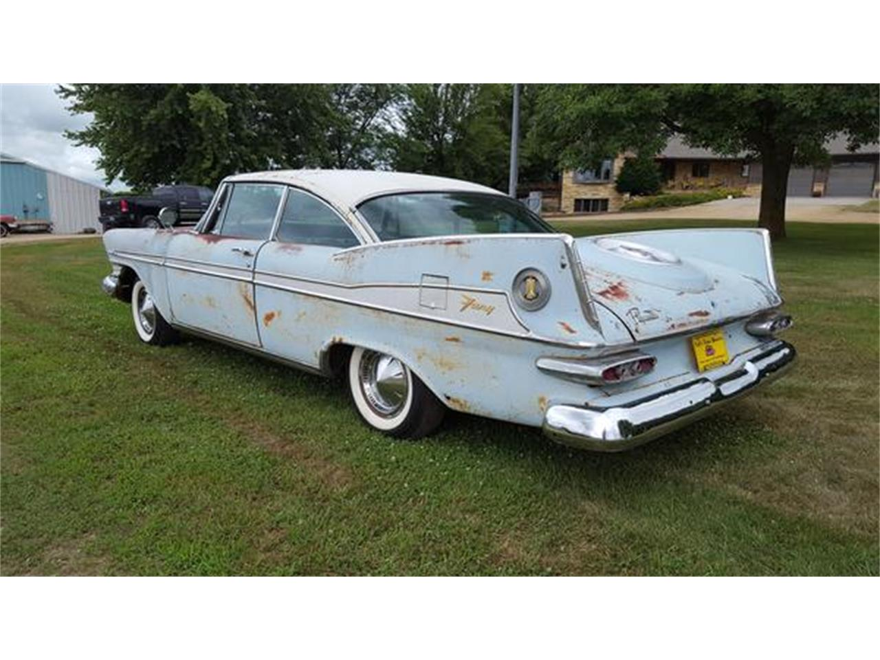 Large Picture of '59 Sport Fury - LEXQ