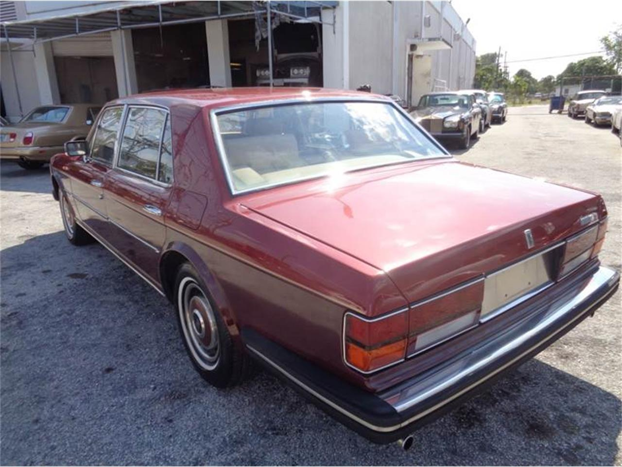 Large Picture of 1984 Silver Spur Offered by Prestigious Euro Cars - LEY9