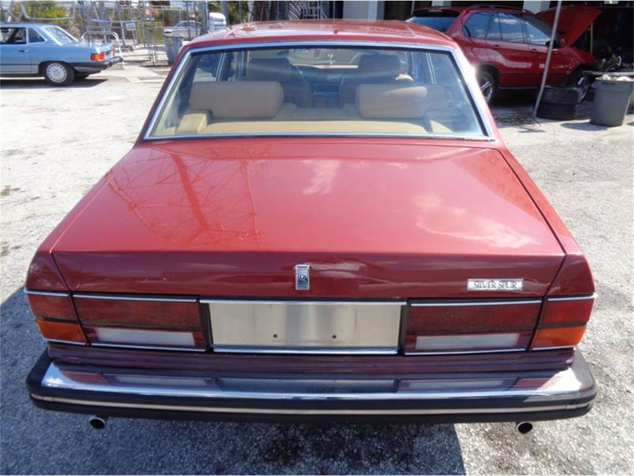 Large Picture of '84 Rolls-Royce Silver Spur located in Florida - $14,950.00 - LEY9
