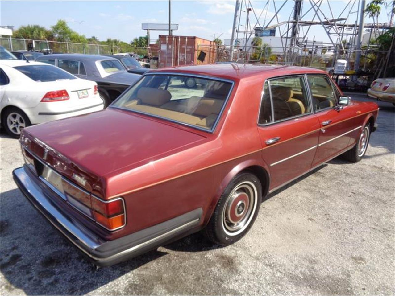 Large Picture of 1984 Silver Spur - LEY9