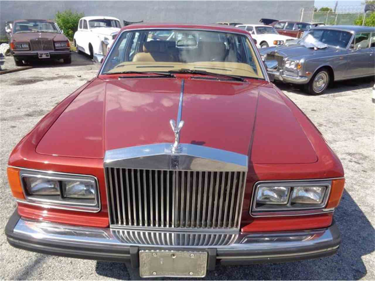 Large Picture of '84 Silver Spur - LEY9