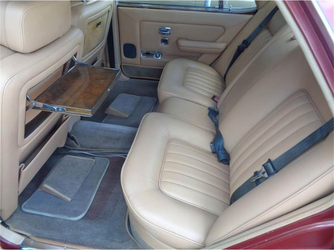 Large Picture of 1984 Rolls-Royce Silver Spur located in Fort Lauderdale Florida Offered by Prestigious Euro Cars - LEY9