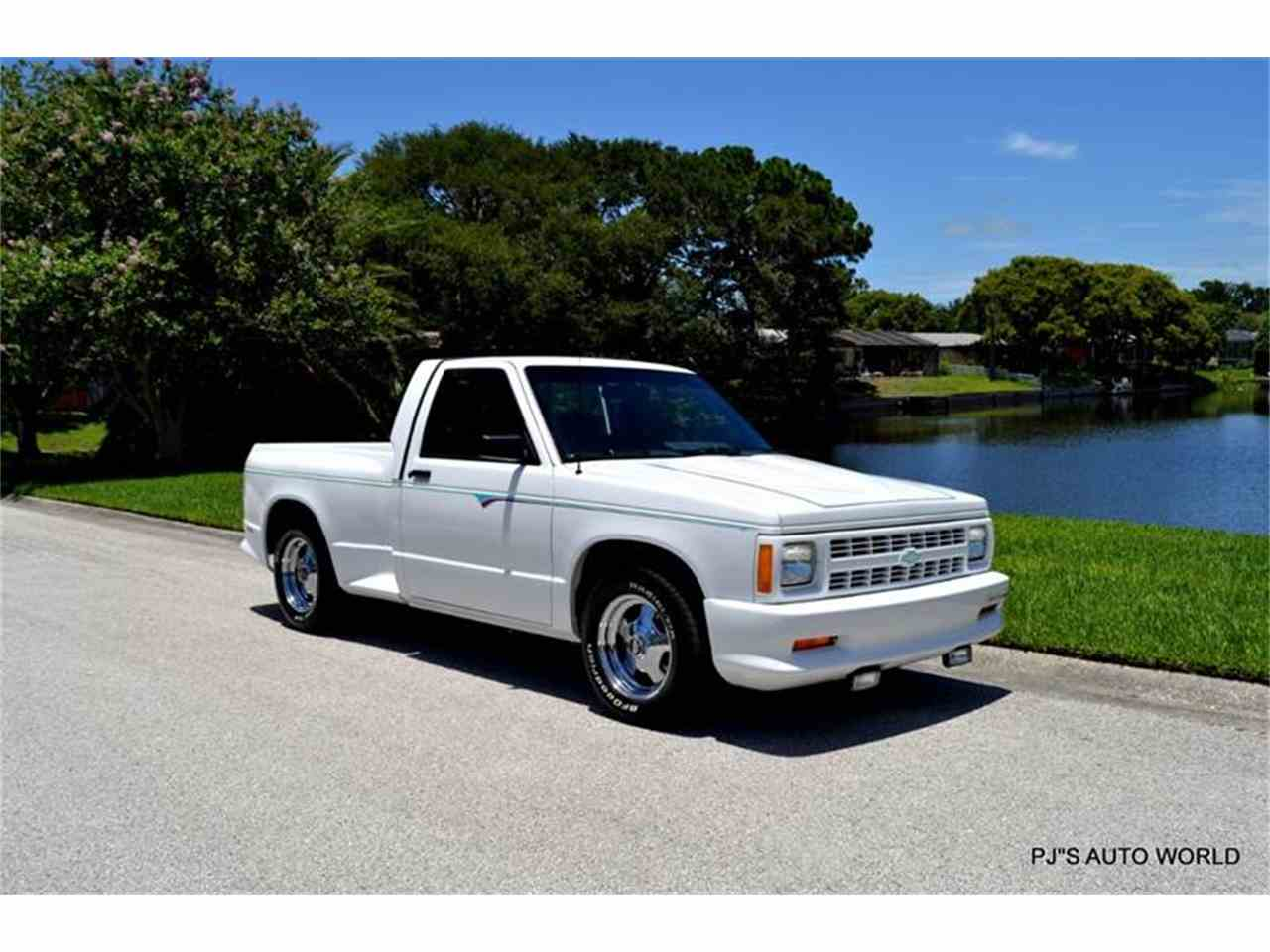 1992 Chevrolet S10 for Sale | ClicCars.com | CC-999167