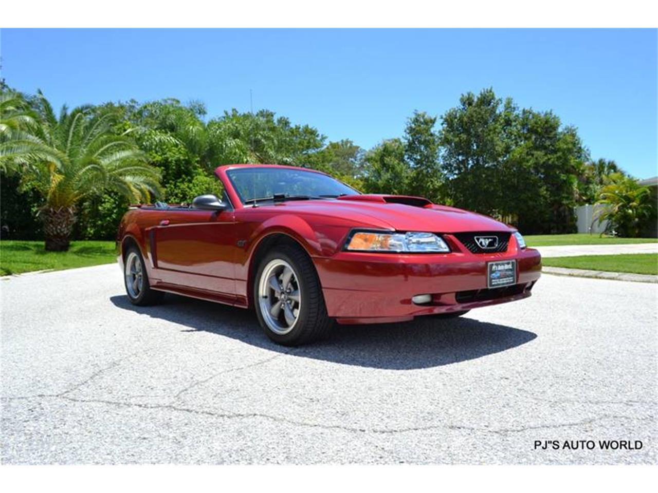Large Picture of '03 Ford Mustang - $10,900.00 Offered by PJ's Auto World - LEYO