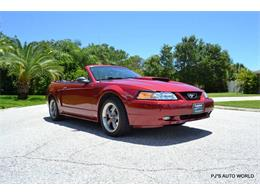 Picture of 2003 Mustang located in Clearwater Florida - LEYO