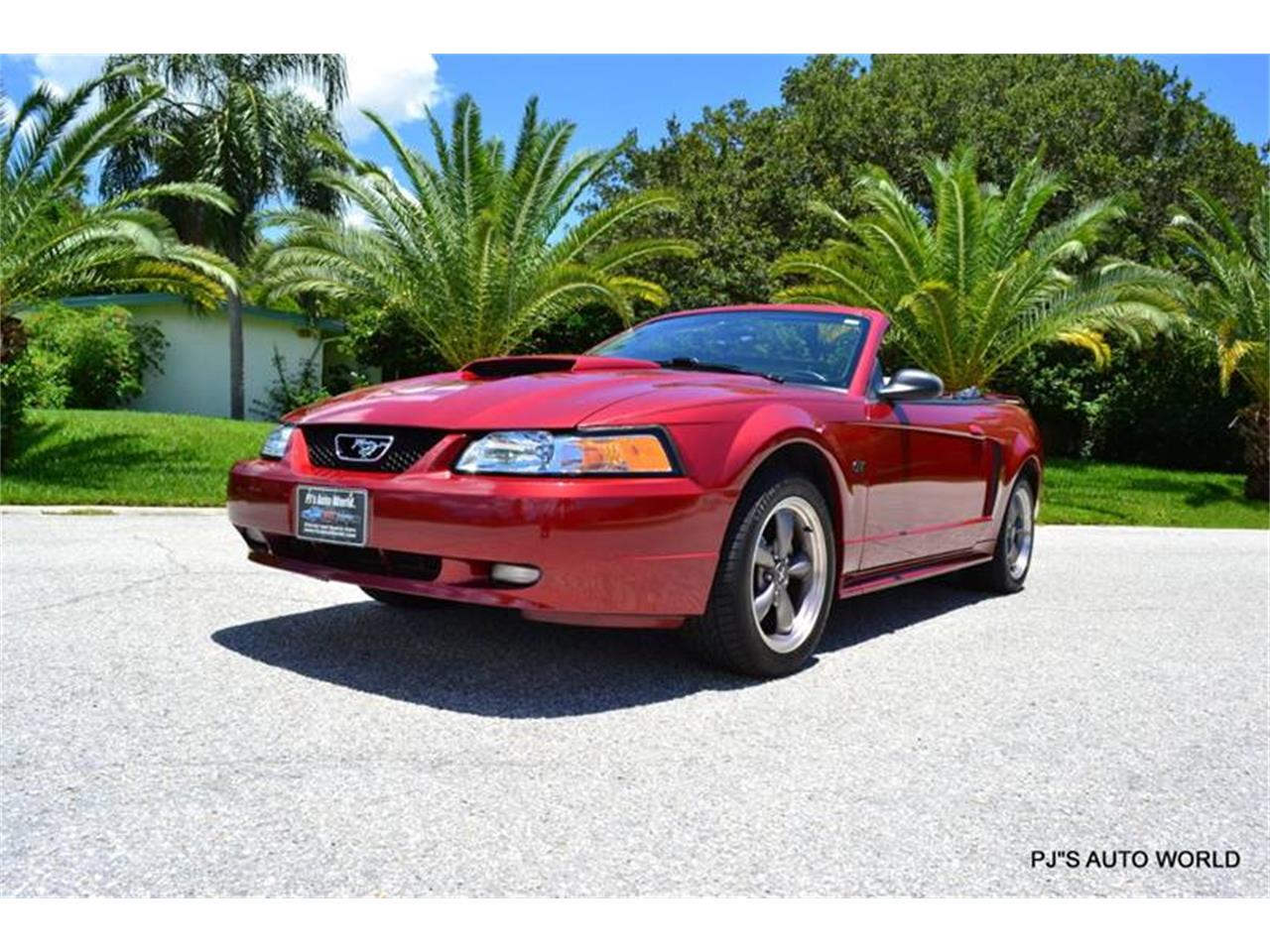 Large Picture of 2003 Ford Mustang - $10,900.00 - LEYO