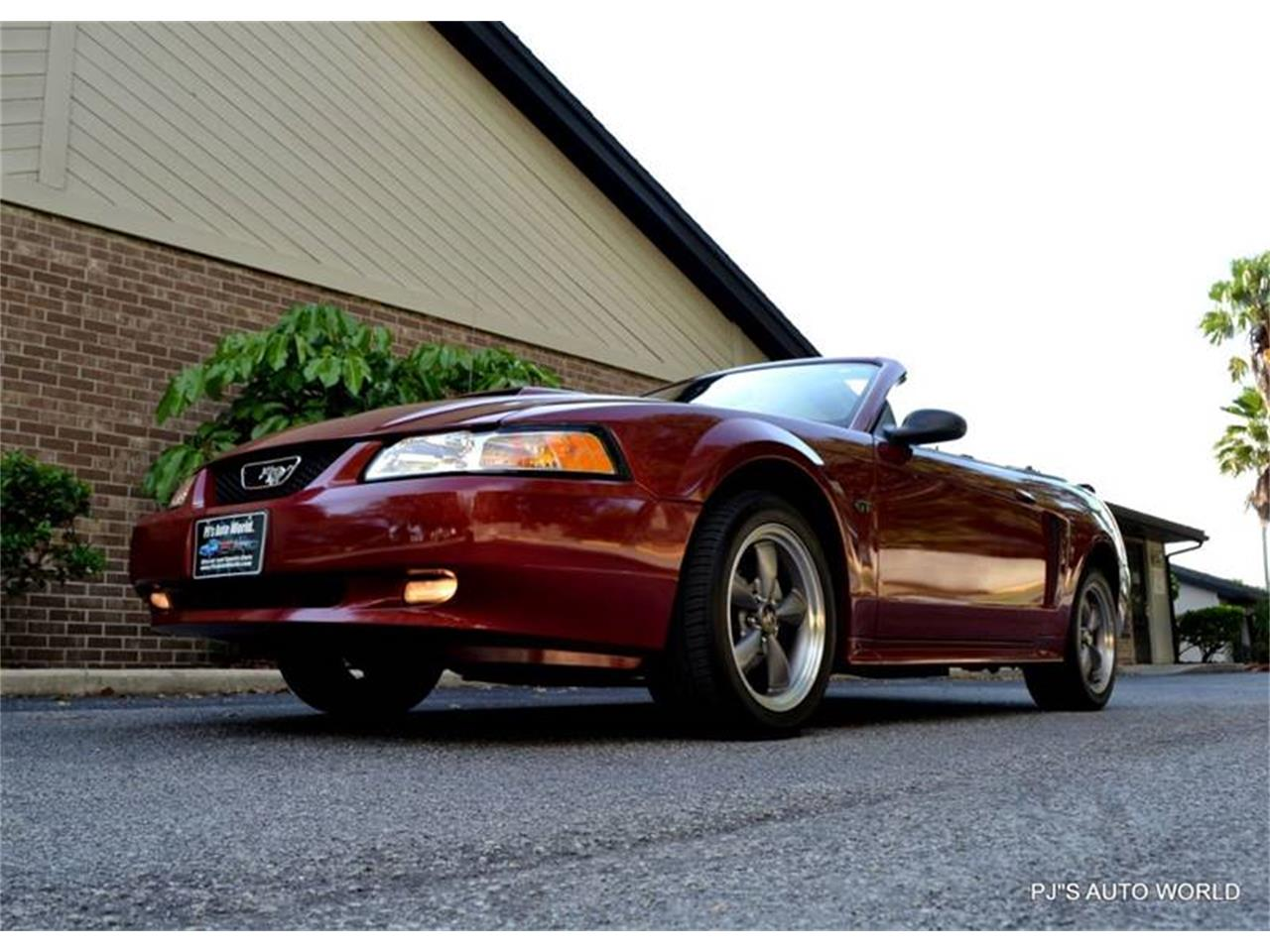Large Picture of 2003 Ford Mustang located in Florida - $10,900.00 Offered by PJ's Auto World - LEYO