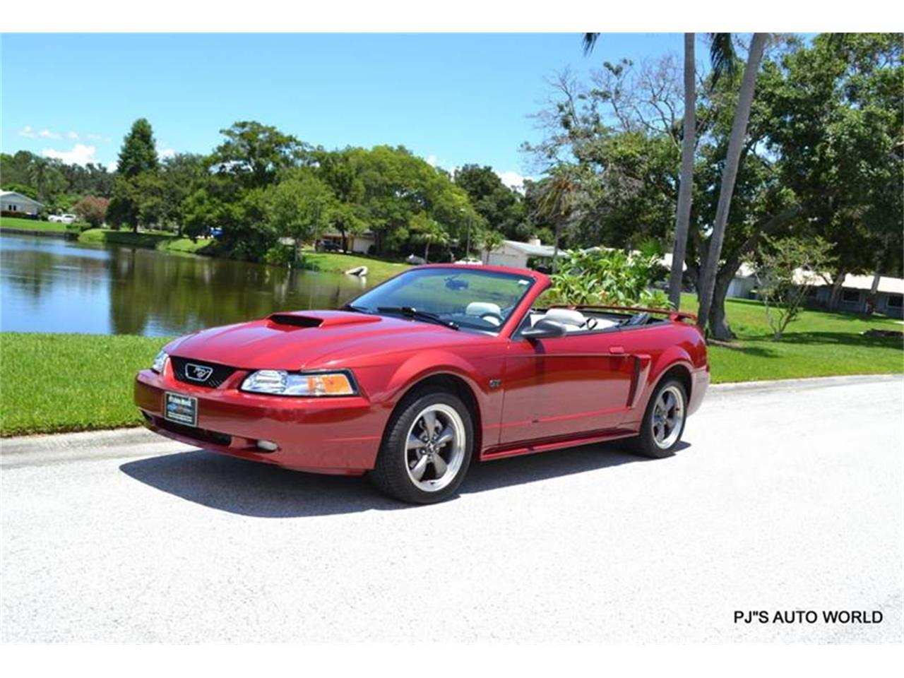 Large Picture of 2003 Mustang located in Florida - $10,900.00 - LEYO