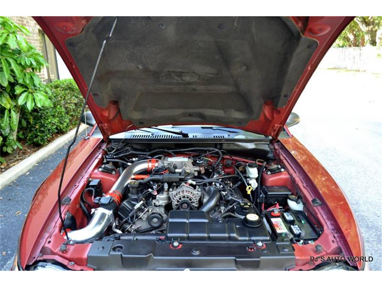 Large Picture of 2003 Ford Mustang located in Clearwater Florida - LEYO