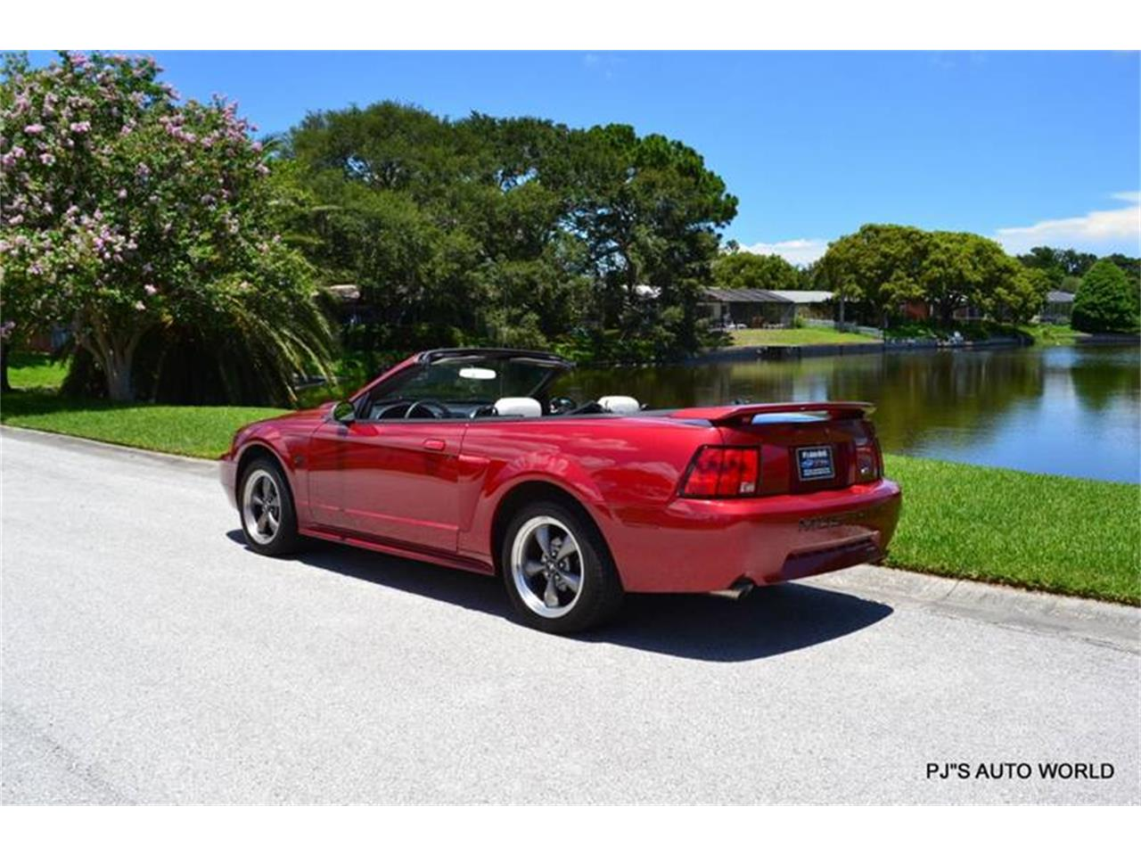 Large Picture of 2003 Mustang located in Clearwater Florida - $10,900.00 Offered by PJ's Auto World - LEYO