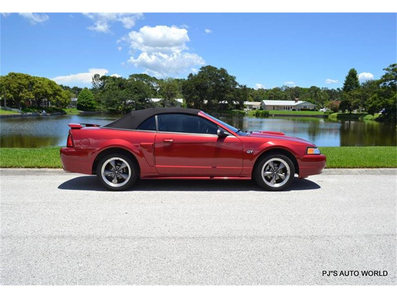 Large Picture of '03 Mustang Offered by PJ's Auto World - LEYO