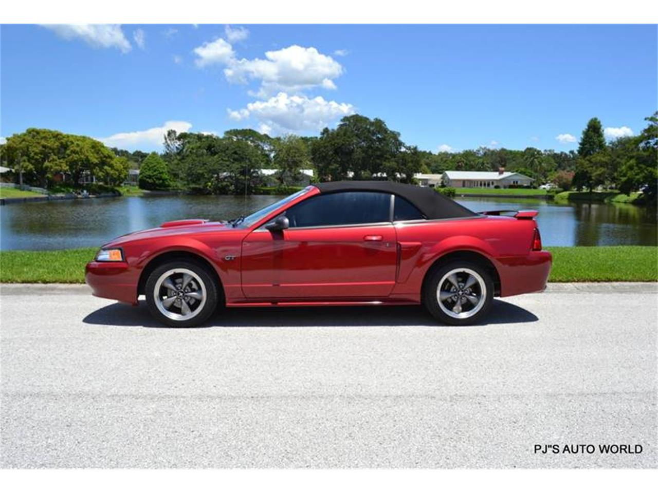 Large Picture of 2003 Ford Mustang Offered by PJ's Auto World - LEYO
