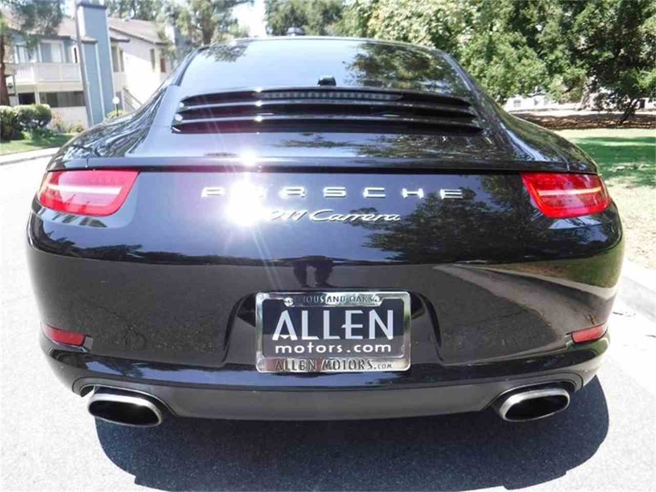 Large Picture of '14 Porsche 911 located in California - LEYT