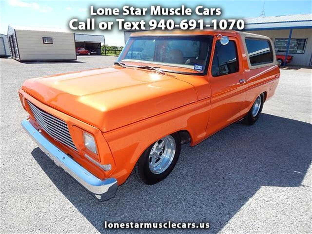 Large Picture of 1979 Ford Bronco - $39,900.00 - L8LI