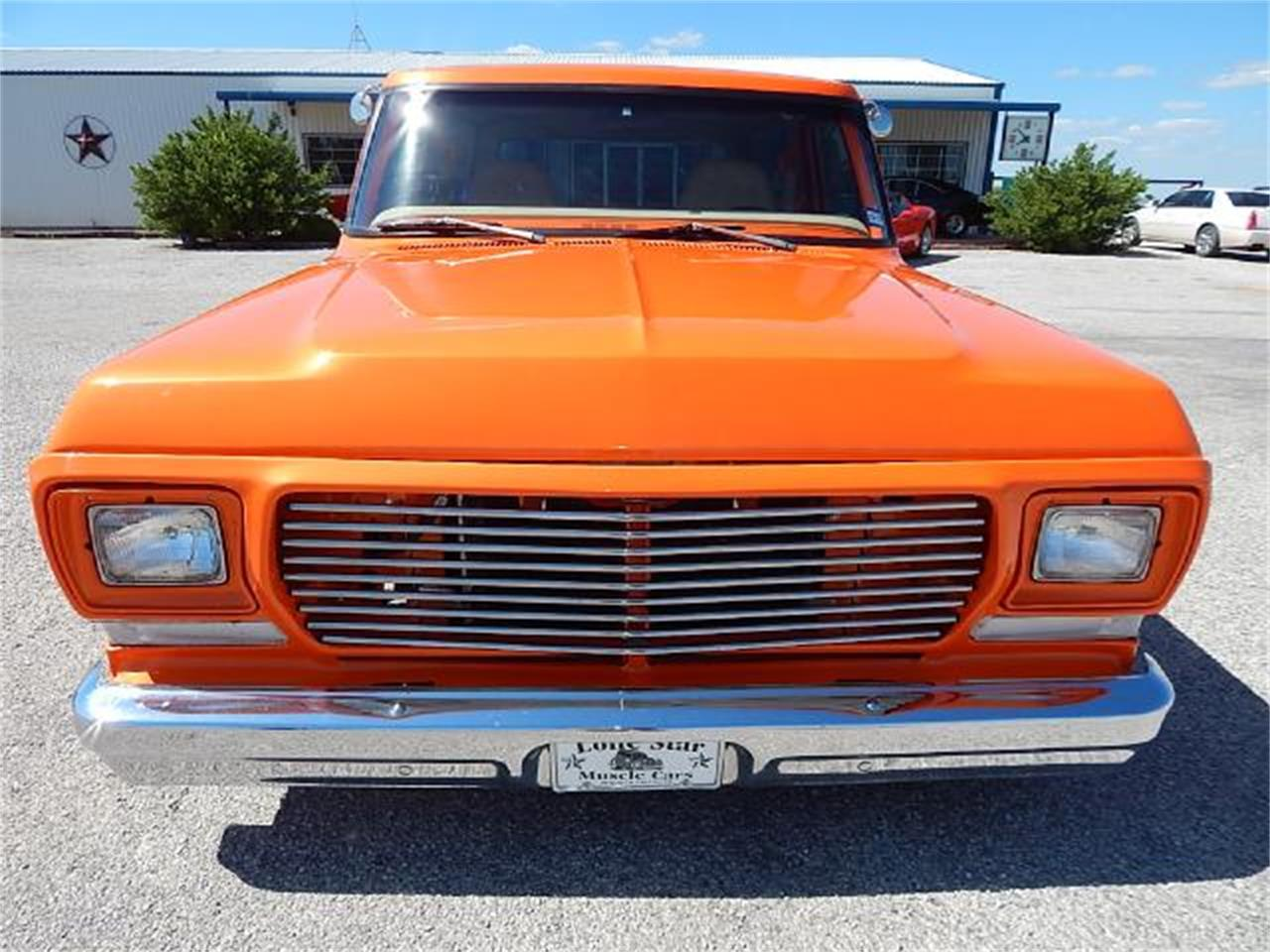 Large Picture of 1979 Bronco located in Texas - L8LI