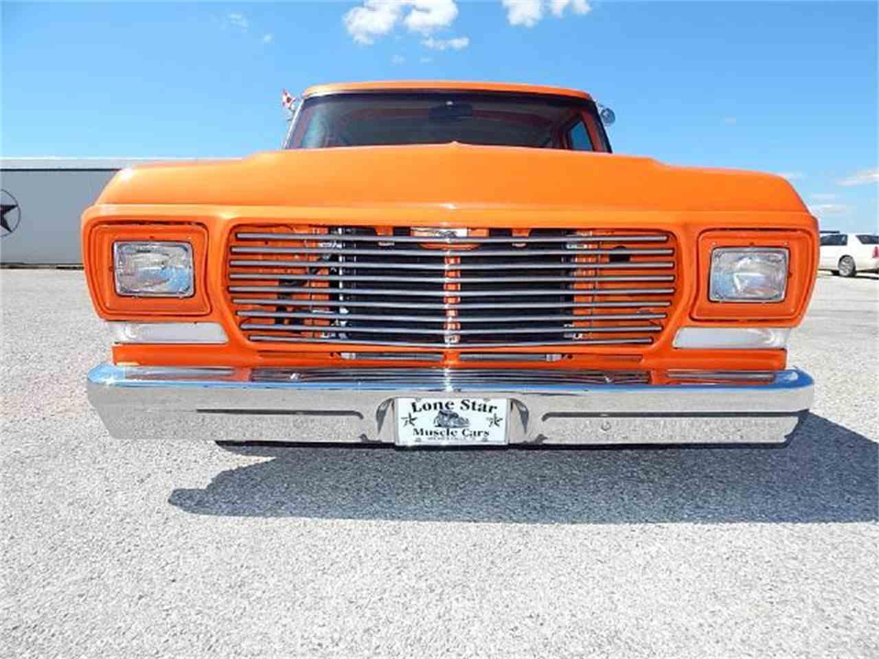 Large Picture of '79 Bronco - L8LI