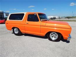 Picture of '79 Bronco located in Wichita Falls Texas - $39,900.00 - L8LI