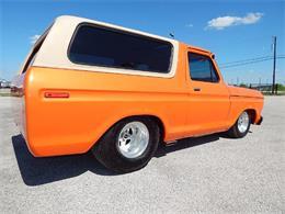 Picture of 1979 Bronco located in Wichita Falls Texas - $39,900.00 - L8LI