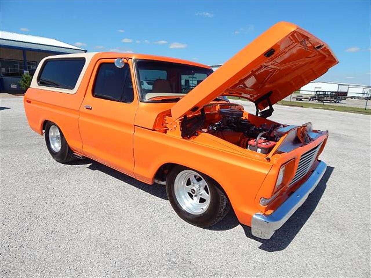 Large Picture of '79 Ford Bronco located in Wichita Falls Texas - $39,900.00 - L8LI
