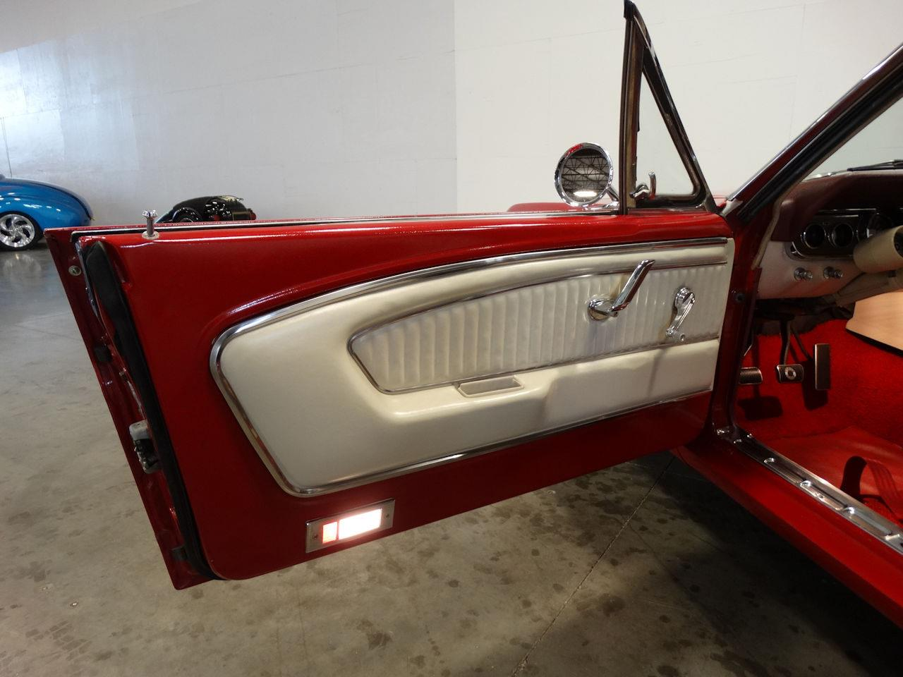Large Picture of '66 Mustang - LEZA