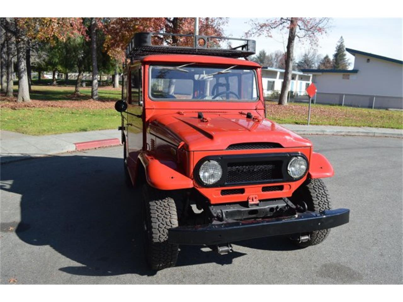 Large Picture of '74 Land Cruiser FJ - LEZF