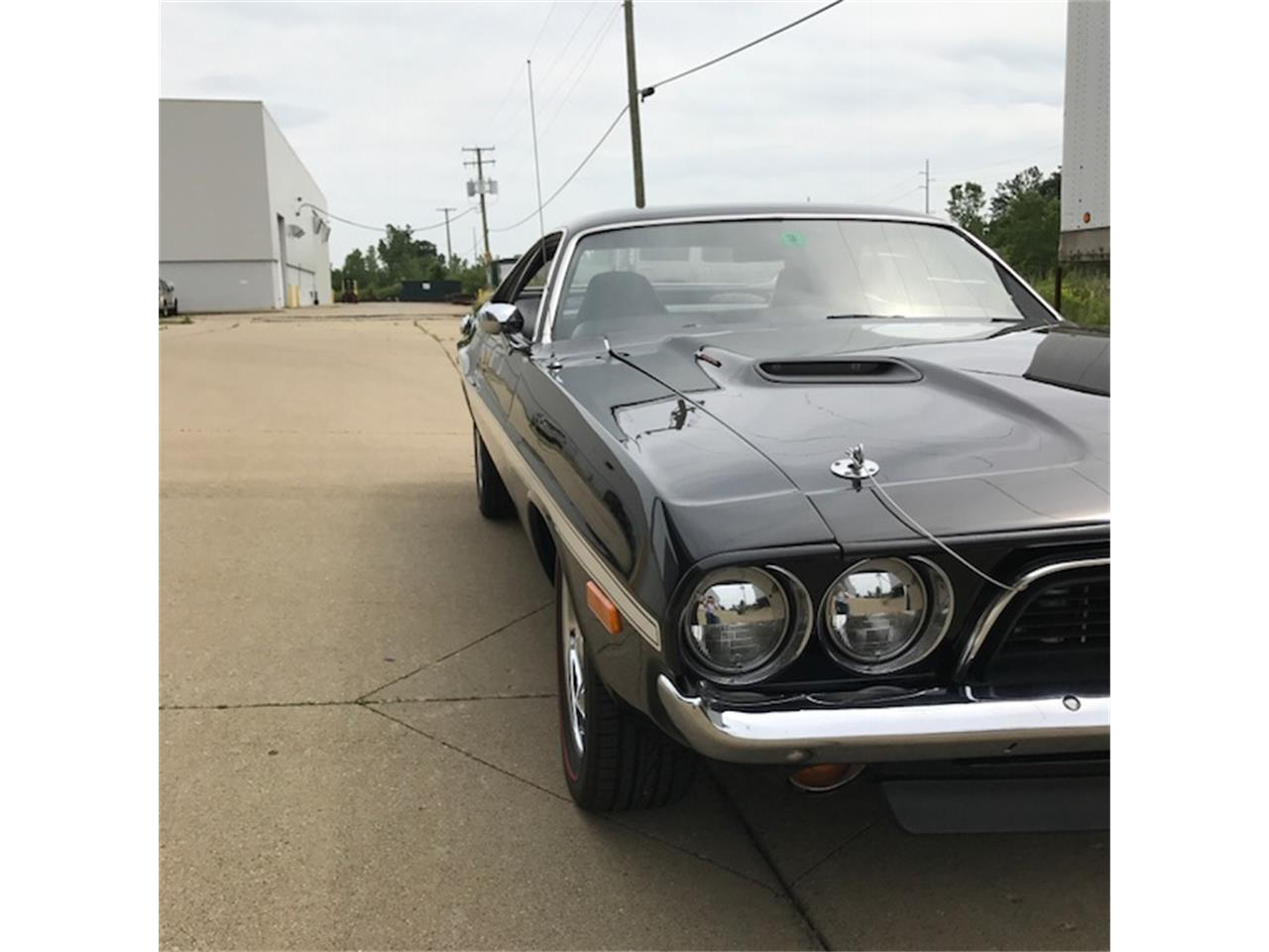 Large Picture of 1973 Dodge Challenger located in Fort Myers/ Macomb, MI Florida - LEZP