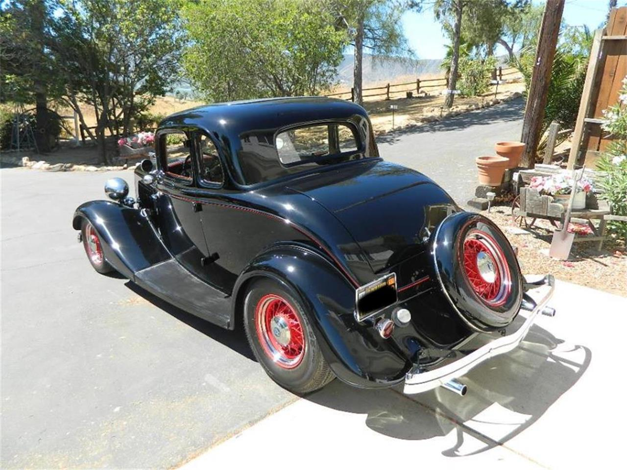 Large Picture of Classic 1933 Ford 5-Window Coupe - $56,600.00 Offered by Classic Car Marketing, Inc. - LEZQ