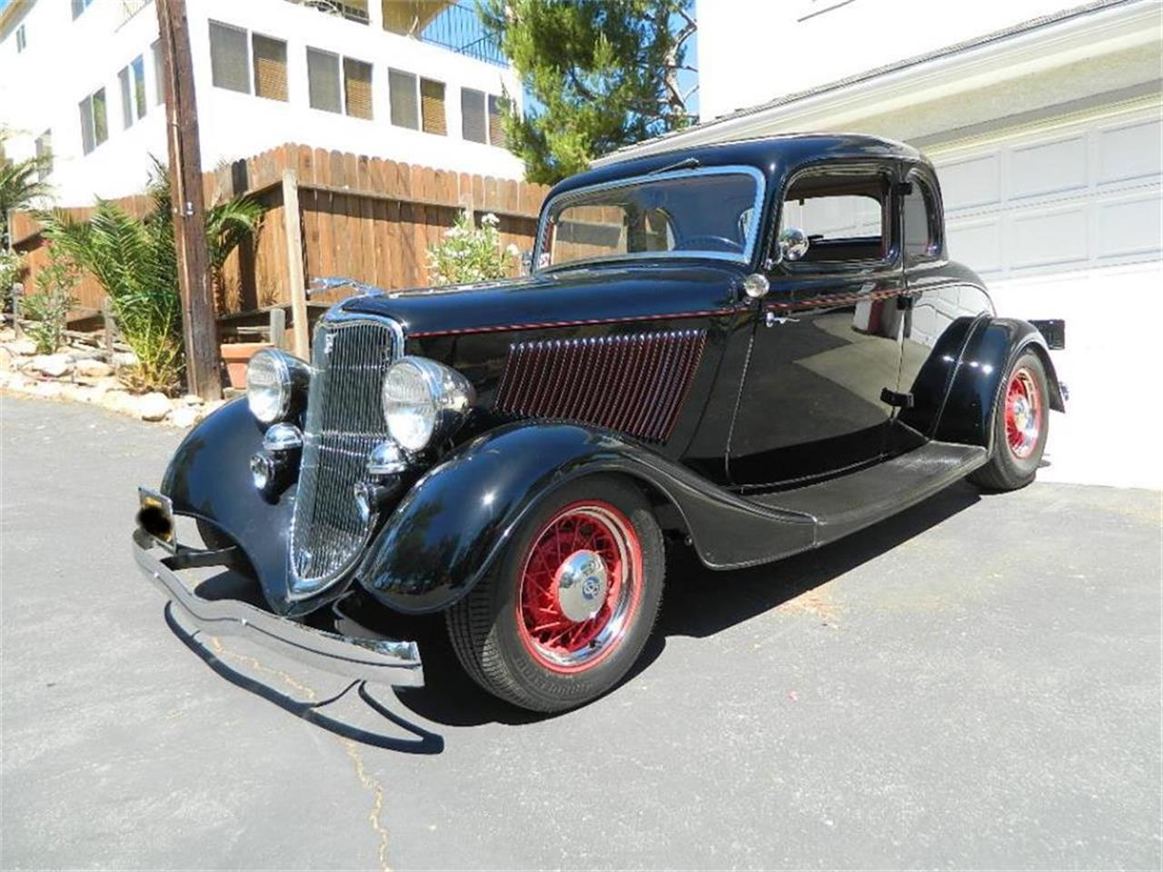 Large Picture of Classic '33 5-Window Coupe located in California - $56,600.00 - LEZQ