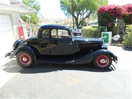 Picture of Classic '33 Ford 5-Window Coupe located in Orange California - $56,600.00 Offered by Classic Car Marketing, Inc. - LEZQ