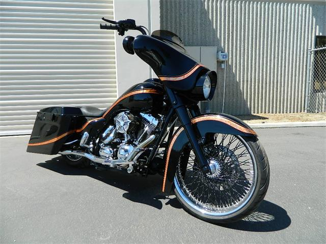 Picture of 2008 Street Glide located in California - LEZT