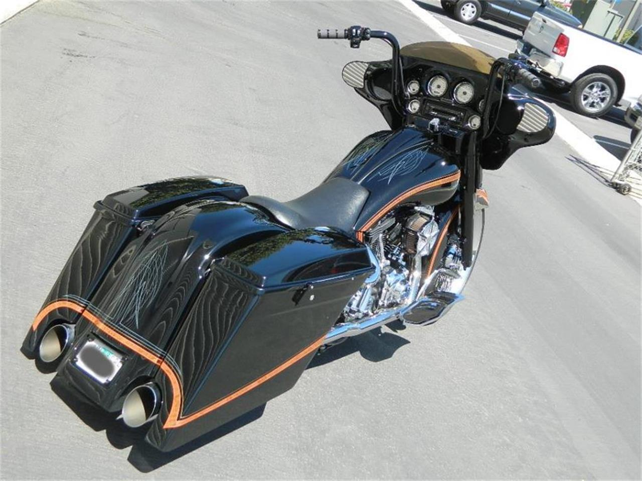 Large Picture of '08 Street Glide - LEZT