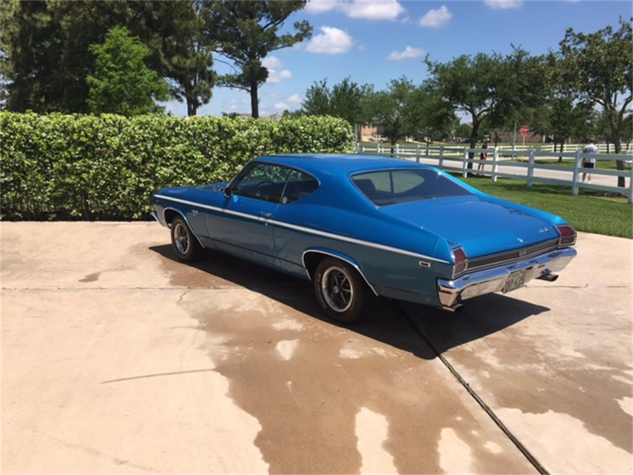Large Picture of '69 Chevelle SS - LEZW