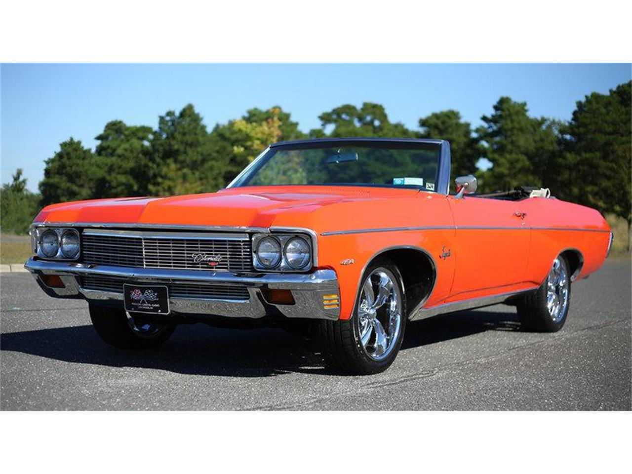 Large Picture of '70 Impala - LF00