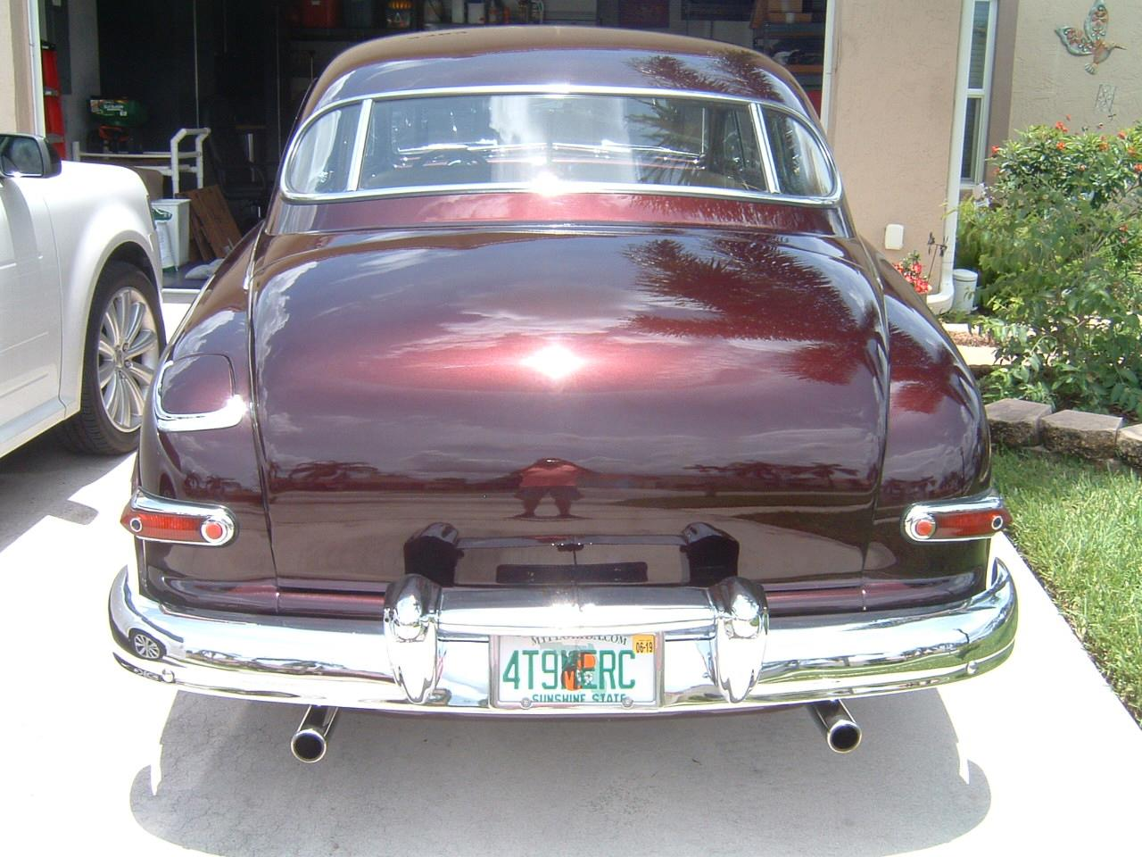 Large Picture of 1949 Mercury 4-Dr Sedan located in Lake Worth Florida - LF09