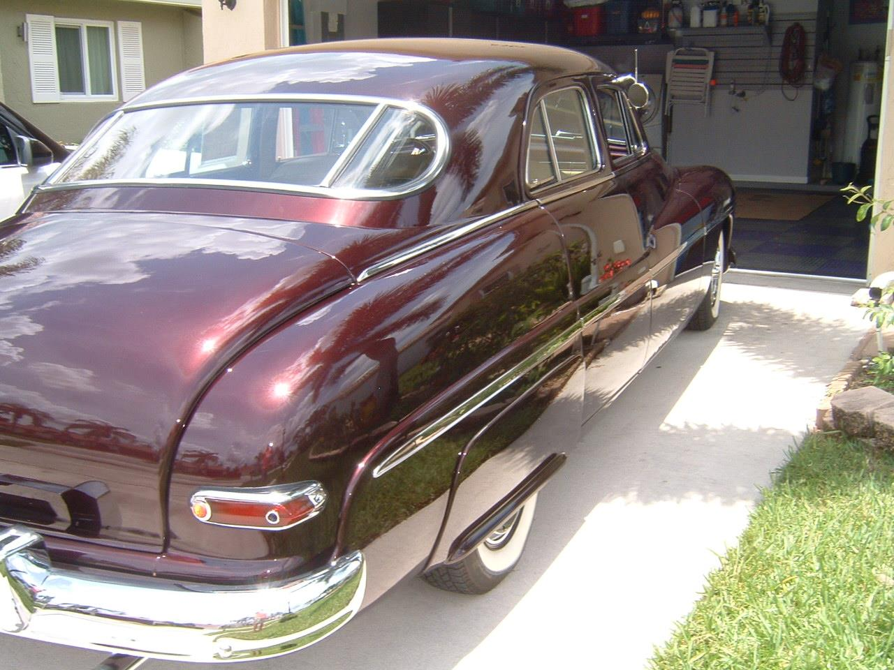 Large Picture of Classic 1949 Mercury 4-Dr Sedan located in Lake Worth Florida - $32,000.00 Offered by a Private Seller - LF09