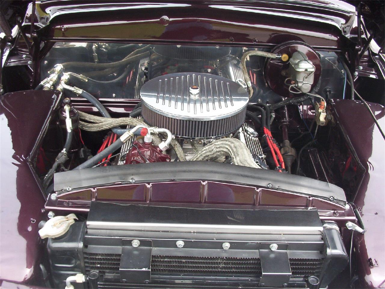 Large Picture of 1949 Mercury 4-Dr Sedan located in Florida Offered by a Private Seller - LF09