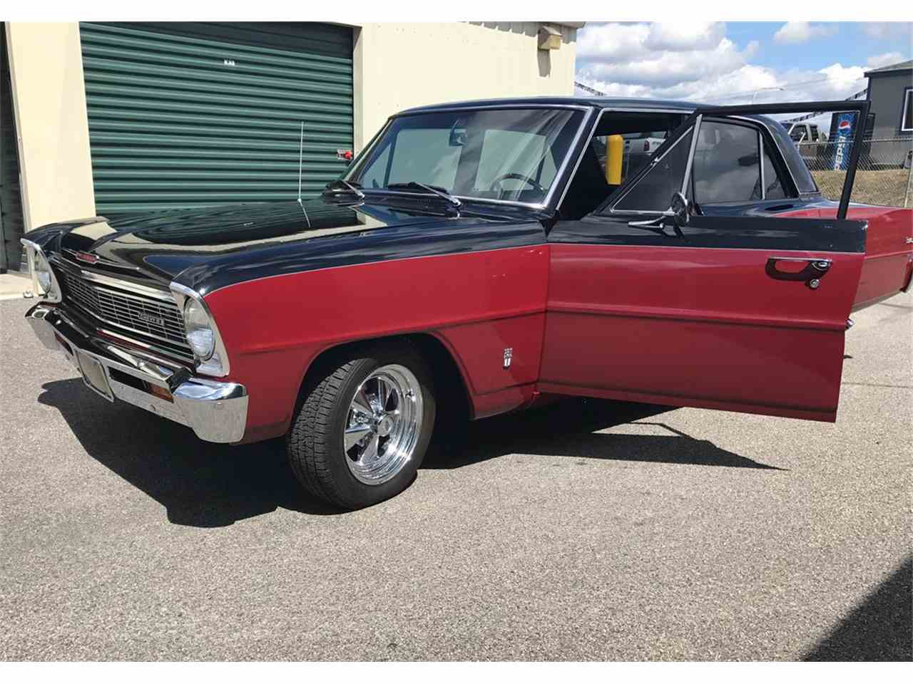 1967 Chevrolet Nova II for Sale | ClassicCars.com | CC-999231