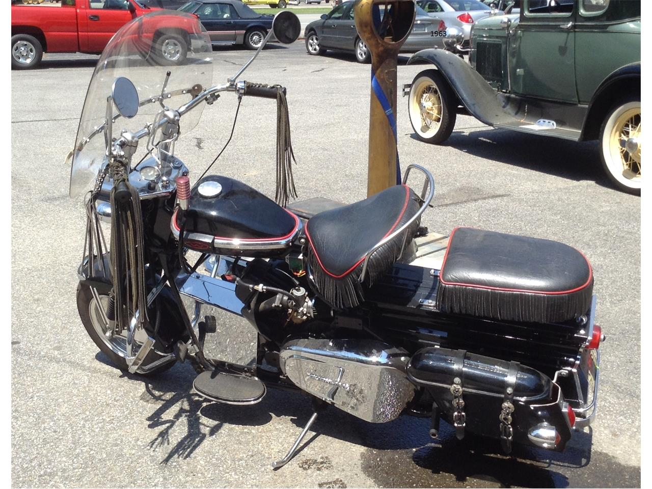 Large Picture of '63 Motorcycle - LF0Q