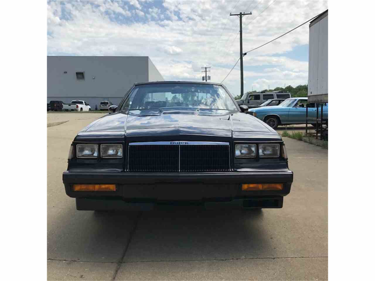 Large Picture of '86 Grand National - LF0R