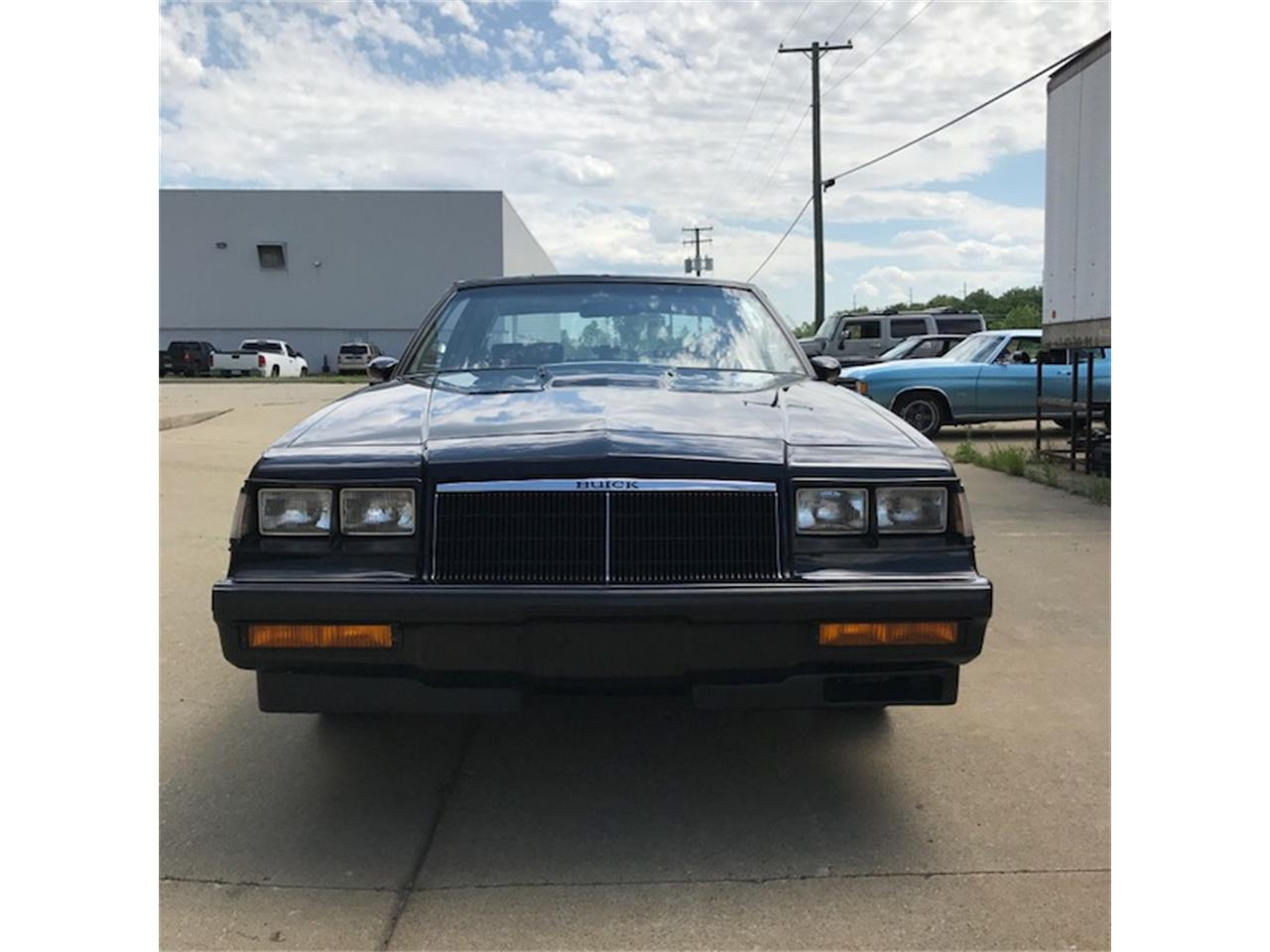 Large Picture of 1986 Buick Grand National Offered by More Muscle Cars - LF0R