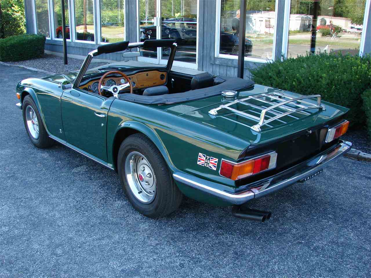 Large Picture of '76 TR6 - LF19