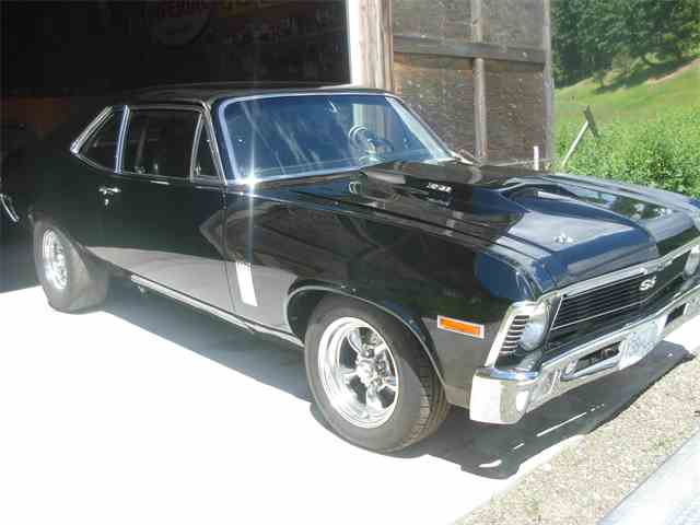 Picture of Classic '70 Nova SS located in Lake Country BRITISH COLUMBIA Offered by a Private Seller - LF1R