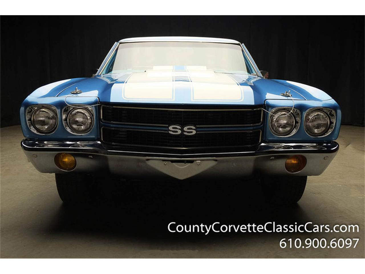 Large Picture of '70 El Camino - LF1Y