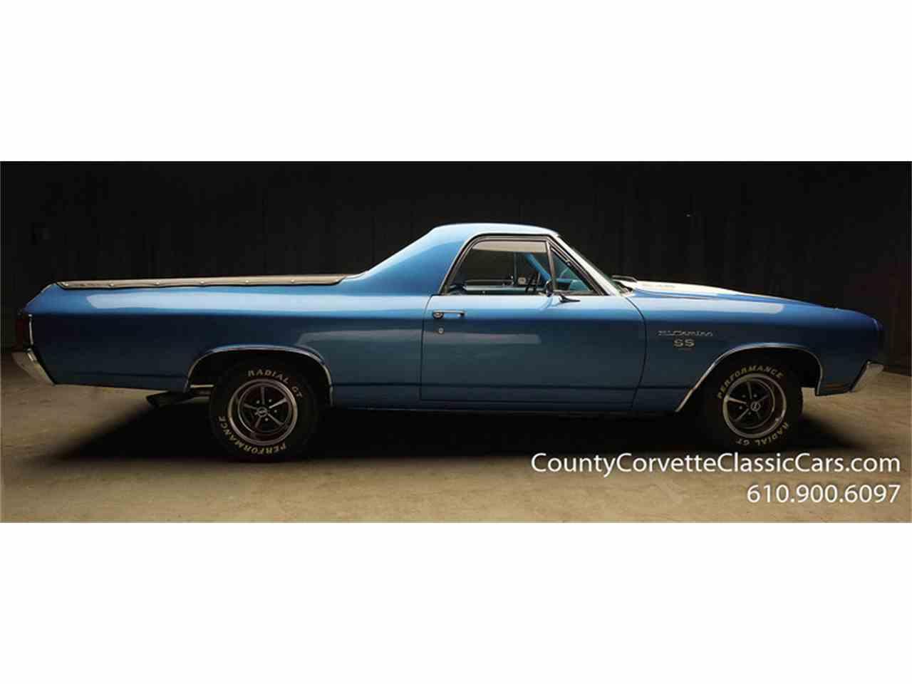1970 Chevrolet El Camino for Sale | ClassicCars.com | CC-999286