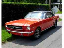 Picture of '64 Mustang - LF1Z