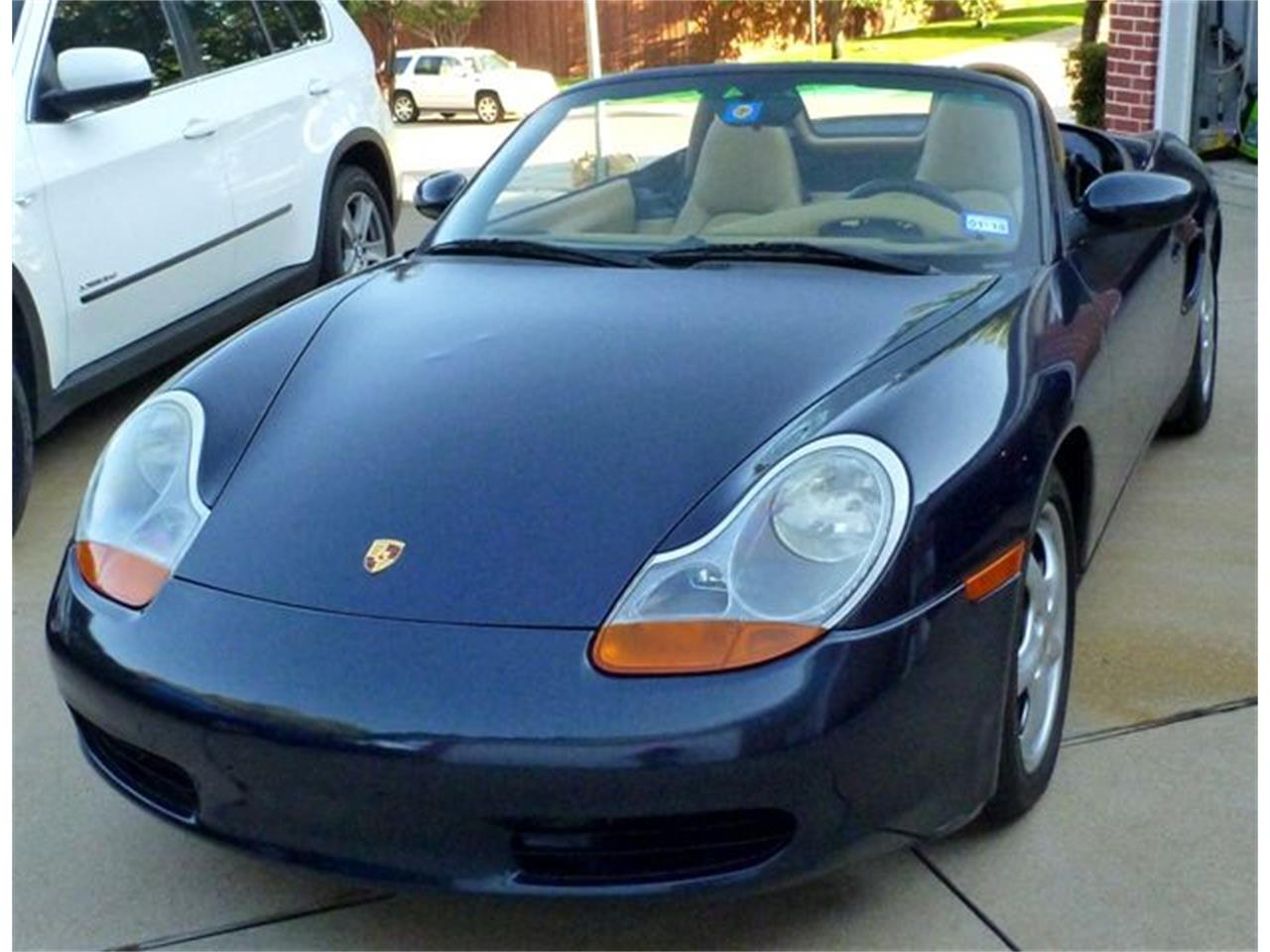 Large Picture of 1999 Porsche Boxster - LF20