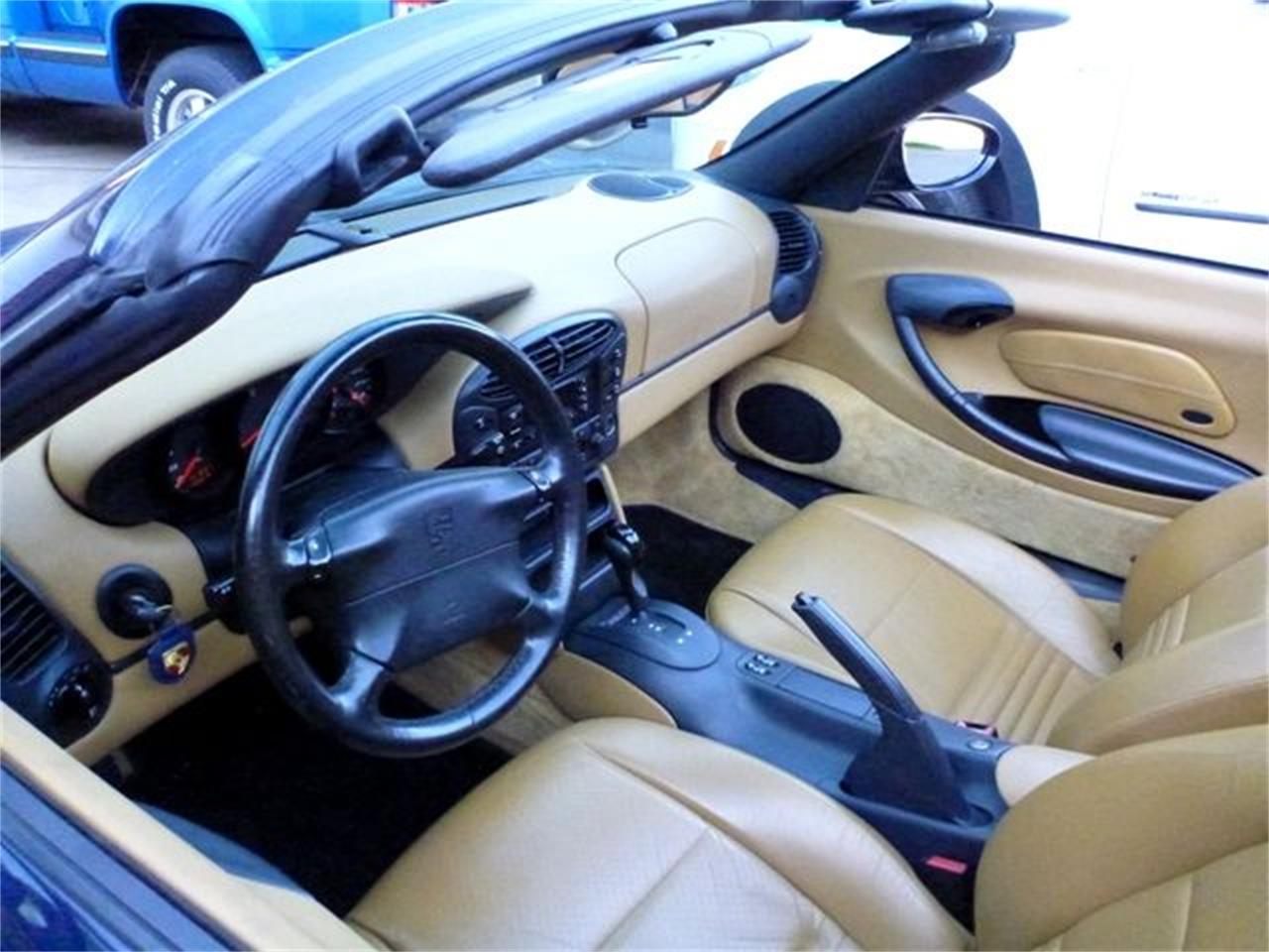 Large Picture of 1999 Boxster located in Texas - LF20