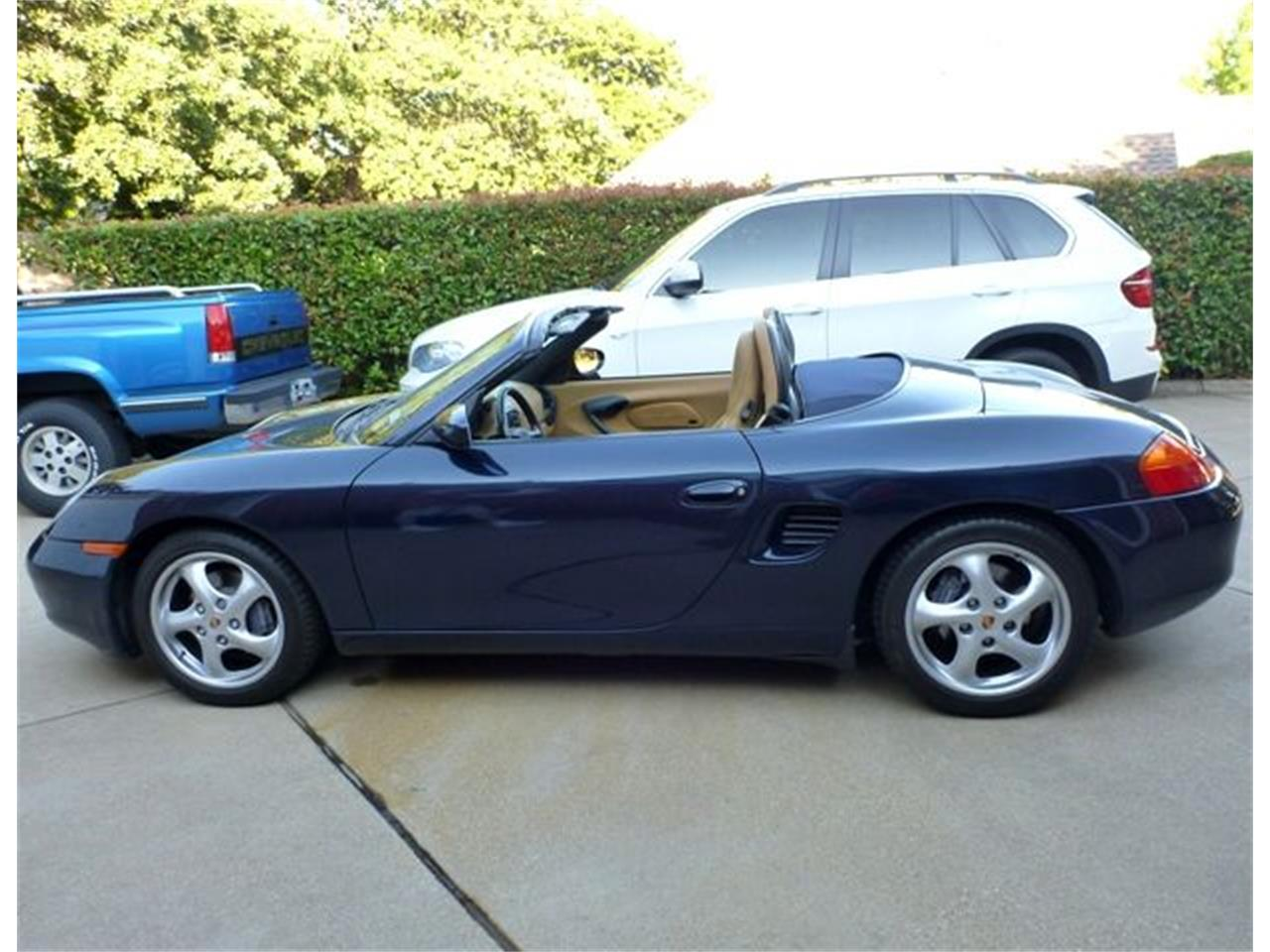 Large Picture of '99 Boxster located in Arlington Texas - $8,500.00 Offered by Classical Gas Enterprises - LF20