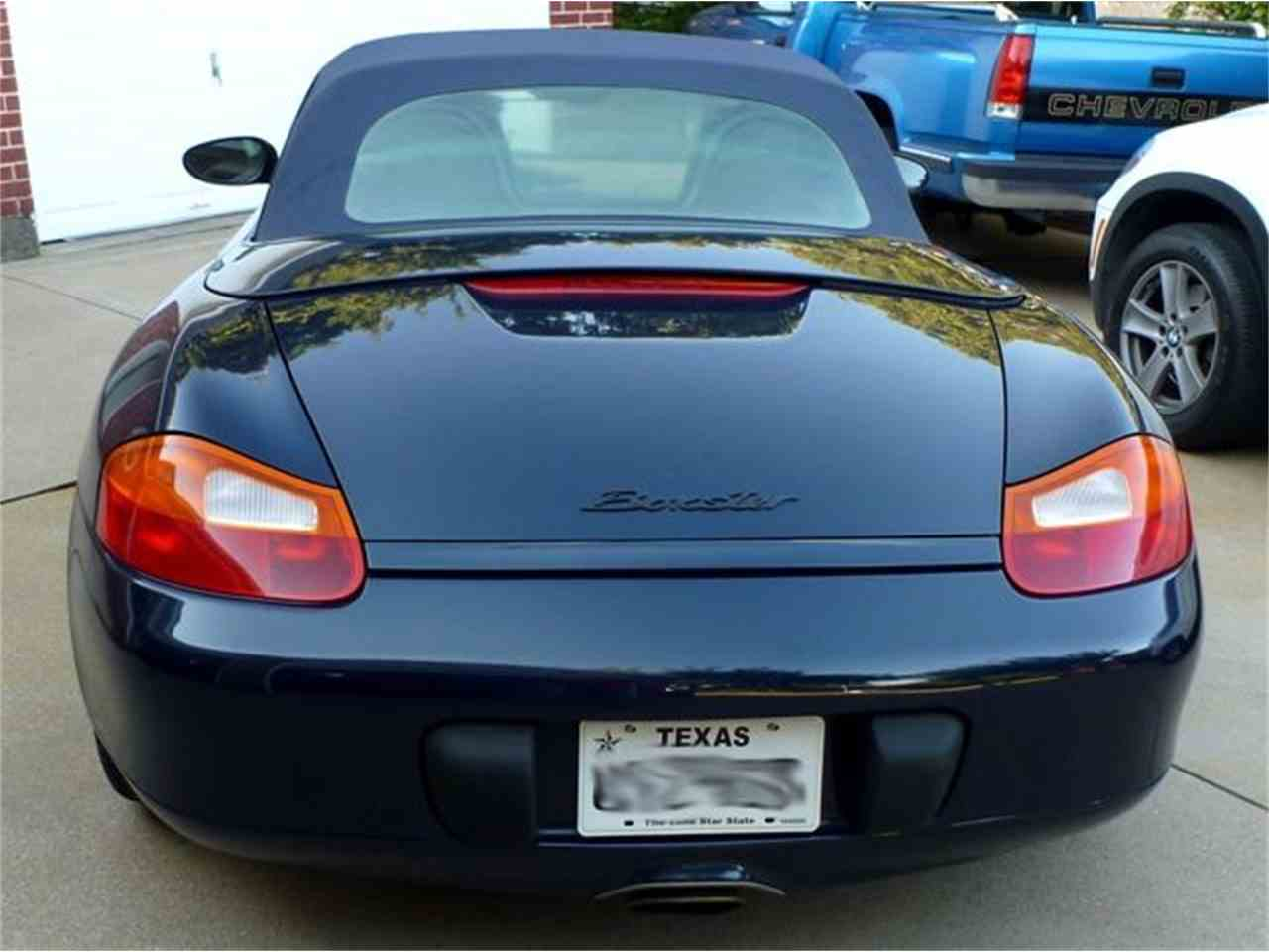 Large Picture of '99 Boxster - LF20